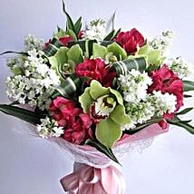 Colors of Love: Send Flowers to Ajman