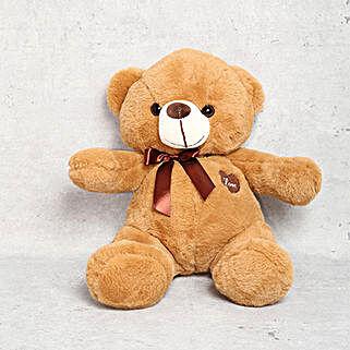 Cute Light Brown Teddy Bear: Soft Toys to UAE