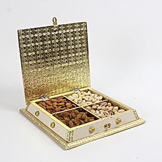 Decorative Dry Fruits Box: Send Diwali Gifts to UAE