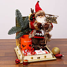 Delightful Christmas Gift Hamper: Christmas Gift Delivery in UAE