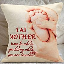 Greatest Mom Cushion: Mother's Day Cushions to UAE