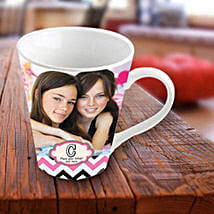 Picture Perfect Personalized Mug: Personalized Gifts to Sharjah