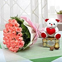 Showing Ur Heartiest Emotions: Send Flower Bouquets to UAE