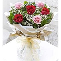 Stolen Kisses Bouquet: Flower Delivery in UAE