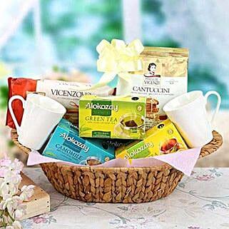 The Morning Sunshine: Send Gift Hampers to Dubai