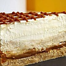 Banoffee Cheesecake: Cakes to Edinburgh