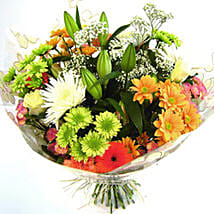 Blooms of the Garden: Flower Bouquet Delivery UK