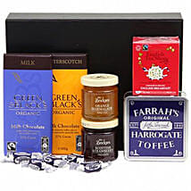 Chocolate Blend Hamper: Gift Baskets in London, UK