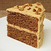 Coffee And Walnut Cake: Cake Delivery UK