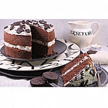 Cookies And Cream Sponge Cake: Cake Delivery UK