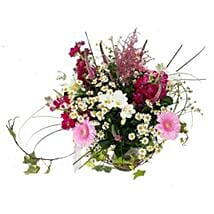 Country Garden Bouquet: Send Easter Flowers to UK