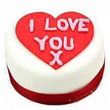I Love You Heart Cake: Cakes to Oxford