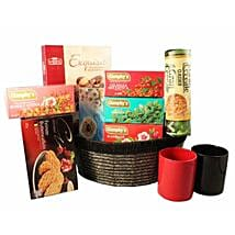 Tea Time Gift basket: Gifts to Chicester