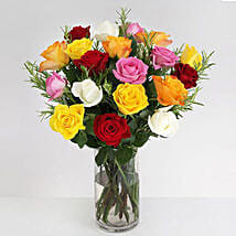 Vibrant Beauty Bouquet: Flower Delivery in London UK