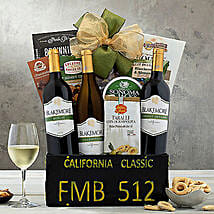 California Classic Gift Basket: Christmas Gift Delivery in USA