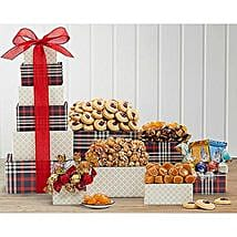 Chocolate and Sweets Tower: Send Birthday Gifts to Atlanta