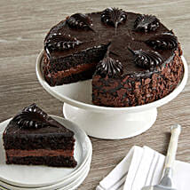 Chocolate Mousse Torte Cake: Birthday Gifts to USA