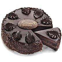 Chocolate Mousse Torte Cake: Gift Delivery in Houston