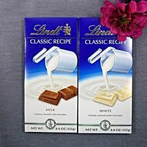 Classic Lindt Collection: Anniversary Chocolates in USA