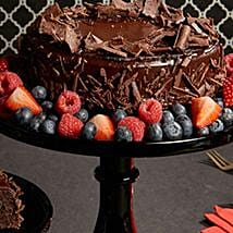 Flourless Chocolate Cake: Cake Delivery in USA