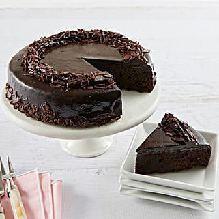 Flourless Chocolate Cake: New Year Cakes to USA