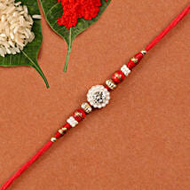 Gorgeous Beads Rakhi: Rakhi Delivery in USA