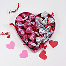 Hersheys Kisses Gift Box: Valentine's Day Gifts to Ontario