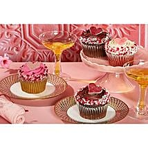 Jumbo Valentines Day Cupcakes: Send Cakes to Indianapolis