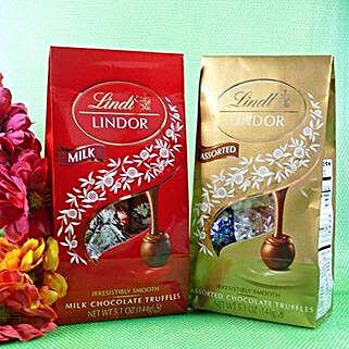 Lindt Chocolate Fantasy: Send Chocolates to USA