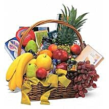 Sumptuous Gift Basket: Send Gift Hampers to USA