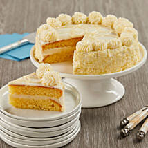 Vanilla Bean Cake: Send Birthday Cakes to USA