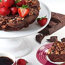 Viennese Coffee Chocolate Cake: Cake Delivery in Miami
