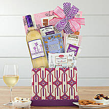 Windwhistle Sweet Moscato Assortment: Gift Basket Delivery in USA
